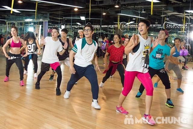 Khóa học Zumba 1 tháng dành Cho Người Lớn tại Trung tâm Yoga & Dance Âu Việt - 8