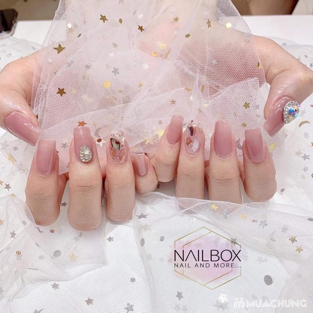 Chọn 1 trong 2 Combo làm đẹp xinh cho móng tại The Nail Box - 18