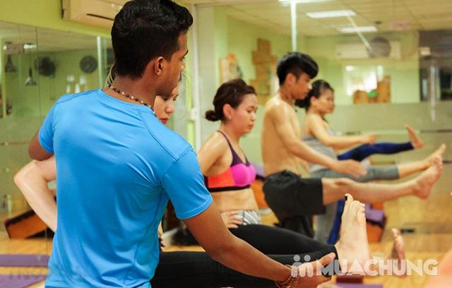 Khóa học Yoga Tiền mãn kinh 3 tháng tại Trung tâm Yoga & Dance Âu Việt - 9