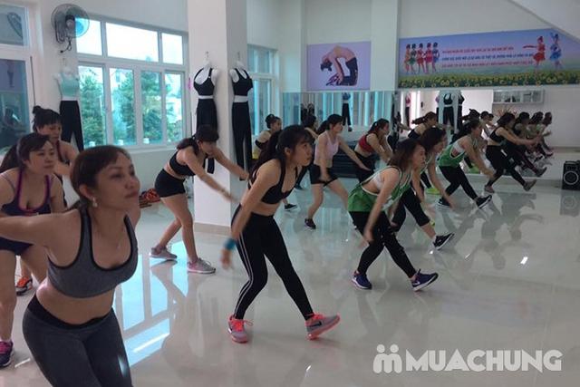 Khóa học Zumba 1 tháng dành Cho Người Lớn tại Trung tâm Yoga & Dance Âu Việt - 14
