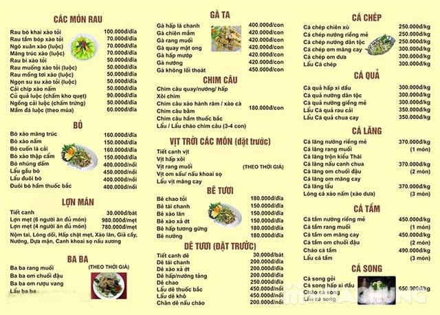 Mẹt Lợn Mán đầy đặn 8 món ngon hấp dẫn cho 04 người tại Nhà Hàng Hoa Ban Quán - 33