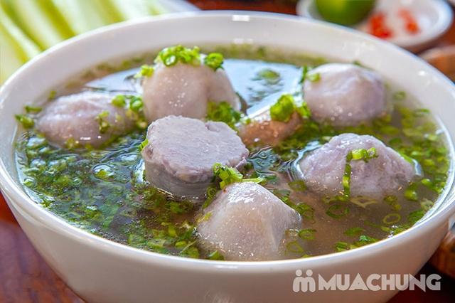 Mẹt Lợn Mán đầy đặn 8 món ngon hấp dẫn cho 04 người tại Nhà Hàng Hoa Ban Quán - 21