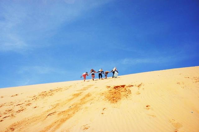 Tour 1 ngày: Kỳ Co - Eo Gió - Đồi cát Phương Mai  - 1