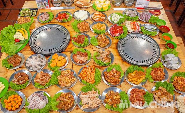 Buffet nướng lẩu thả ga - Giá chỉ 135K tại Nhà hàng Tú Béo - 21