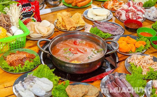 Buffet nướng lẩu thả ga - Giá chỉ 135K tại Nhà hàng Tú Béo - 36