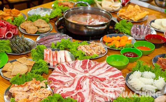Buffet nướng lẩu thả ga - Giá chỉ 135K tại Nhà hàng Tú Béo - 34