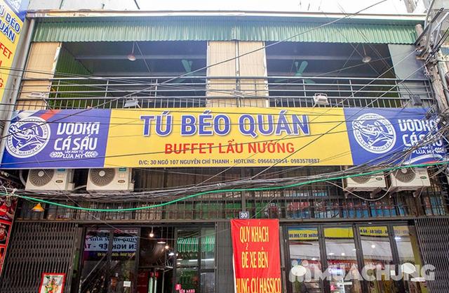 Buffet nướng lẩu thả ga - Giá chỉ 135K tại Nhà hàng Tú Béo - 57