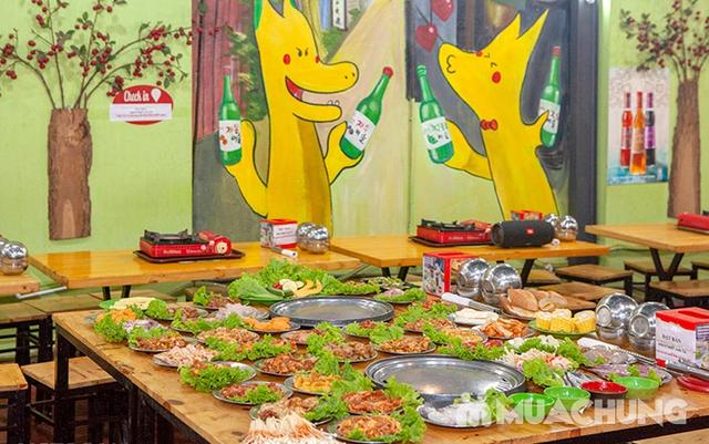 Buffet nướng lẩu thả ga - Giá chỉ 135K tại Nhà hàng Tú Béo - 55