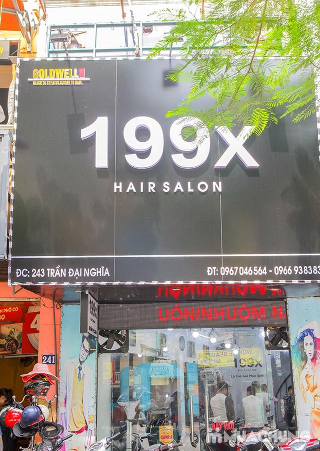 Trọn Gói Gội + Cắt + Uốn/Nhuộm/Ép - Tặng Hấp Phục hồi bảo vệ, Dưỡng óng mượt Tại 199X Hair Salon - 35