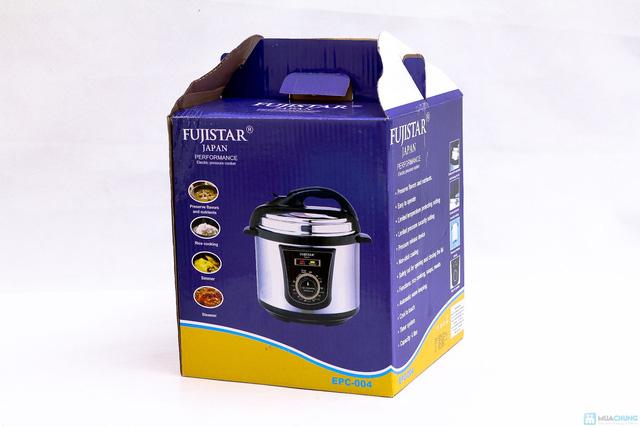 Nồi áp suất đa năng Fujistar EPC - 004 - chỉ với 790000đ