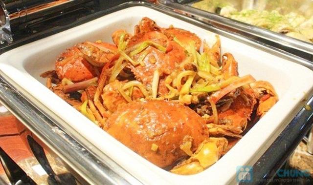 Buffet tối thứ 3 đến Chủ nhật t tại nhà hàng hải sản Phú Khang - Chỉ 199.000đ/ 1 vé