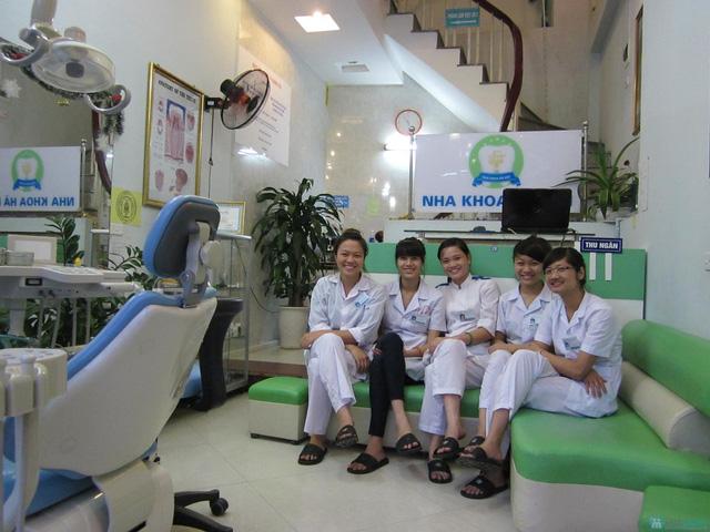 Gói dịch vụ: Khám và tư vấn + Lấy cao răng, đánh bóng + Hàn 1 răng tại Nha khoa Hà Nội - Chỉ với 65.000đ