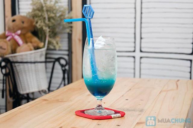 Thưởng thức các loại đồ uống thơm ngon trong không gian độc đáo tại Cafe Gõ Cóc Cóc - Chỉ 30.000đ được phiếu trị giá 60.000đ - 1