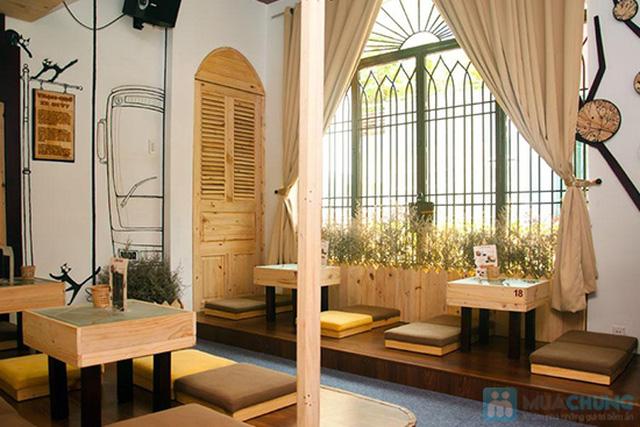 Thưởng thức các loại đồ uống thơm ngon trong không gian độc đáo tại Cafe Gõ Cóc Cóc - Chỉ 30.000đ được phiếu trị giá 60.000đ - 8