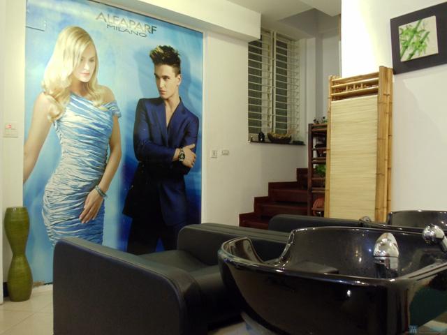 Cắt + Sấy + Tạo kiểu tóc tại Sabi Spa - Chỉ với 350.000đ - 6