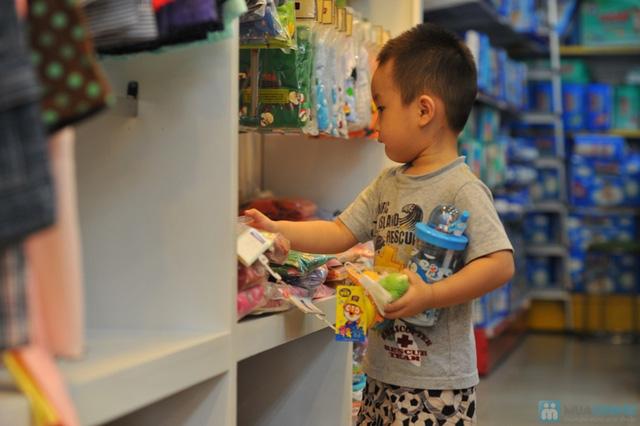 Thỏa sức chọn lựa bộ áo liền quần bỉm xinh xắn cho bé tại Hello Baby - Chỉ với 120.000đ nhận được phiếu mua hàng trị giá 150.000đ - 2