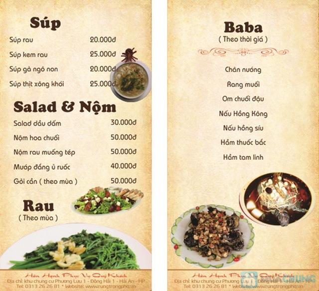 Set ăn Vịt mán Cao Lan đủ món tại nhà hàng Rừng Trong Phố - Chỉ 176.000đ - 18