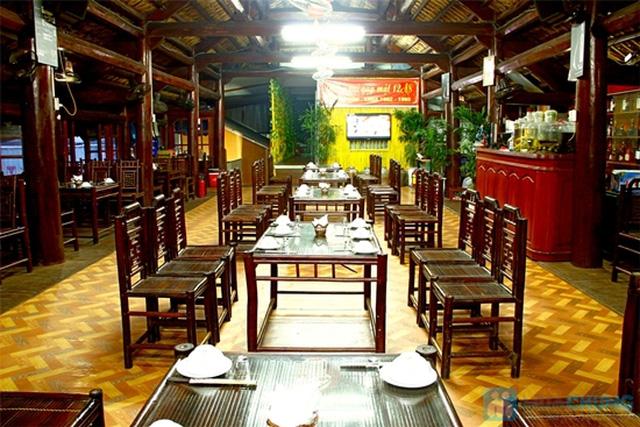 Set ăn Vịt mán Cao Lan đủ món tại nhà hàng Rừng Trong Phố - Chỉ 176.000đ - 15