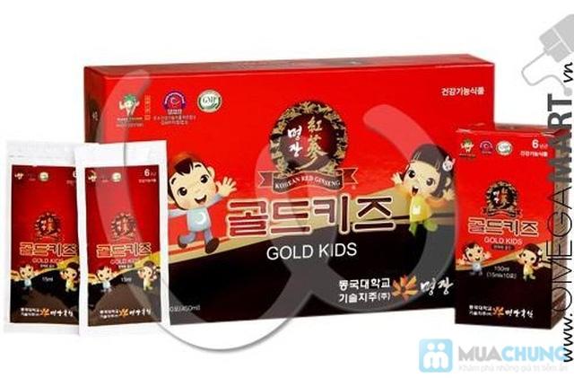 Bồi bổ sức khỏe cho bé với Tinh chất nước hồng sâm cho trẻ em Gold Kids - Chỉ với 880.000đ - 3