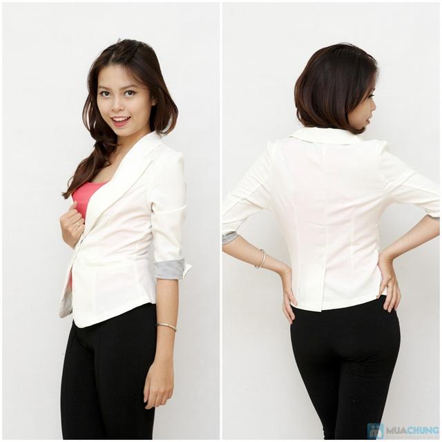 Áo vest nữ tay lỡ - 2