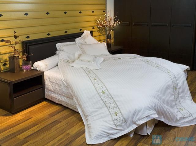 Chăm sóc và nâng niu giấc ngủ của gia đình bạn với Bộ sản phẩm Vỏ chăn, ga, gối, Vietsan - Chỉ với 1.152.000đ - 1
