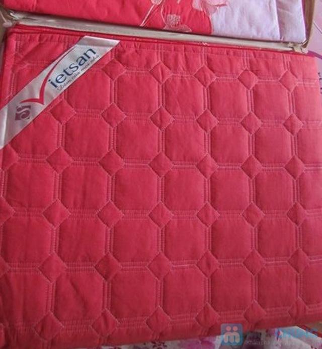 Chăm sóc và nâng niu giấc ngủ của gia đình bạn với Bộ sản phẩm Vỏ chăn, ga, gối, Vietsan - Chỉ với 1.152.000đ - 2