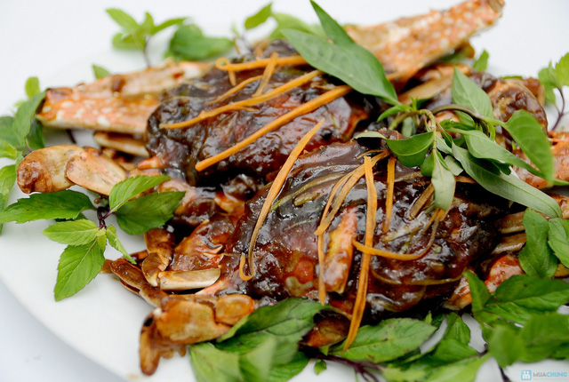 Thưởng thức Hải sản nhiều món ngon tại Nhà hàng Hải sản Hải Hiền. Chỉ 210.000đ - 5
