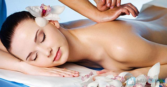 Tẩy da chết toàn thân bằng nghệ, sữa tươi và mật ong kết hợp Massage tại Huyền Spa - Chỉ với 105.000đ - 1