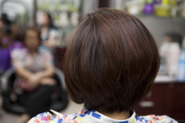 Lựa chọn 01 trong 03 dịch vụ làm tóc: Uốn lạnh, Nhuộm, Ép phồng tại Salon tóc Hương Hà - Chỉ với 300.000đ - 8