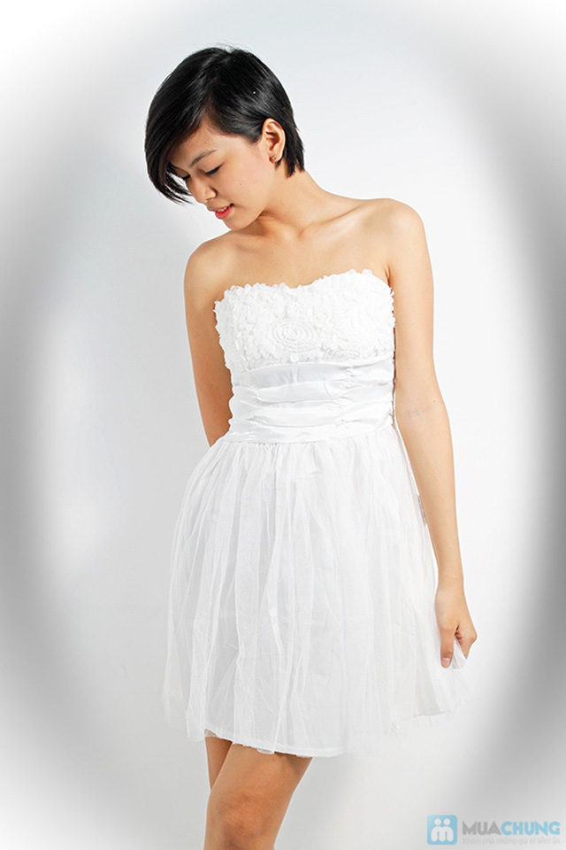 Đầm công chúa đáng yêu, nhiều kiểu dáng điệu đà cho bạn gái - Chỉ 224.000đ/ 01 chiếc - 5