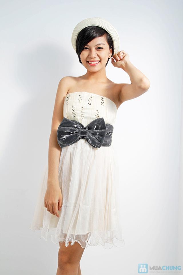 Đầm công chúa đáng yêu, nhiều kiểu dáng điệu đà cho bạn gái - Chỉ 224.000đ/ 01 chiếc - 4