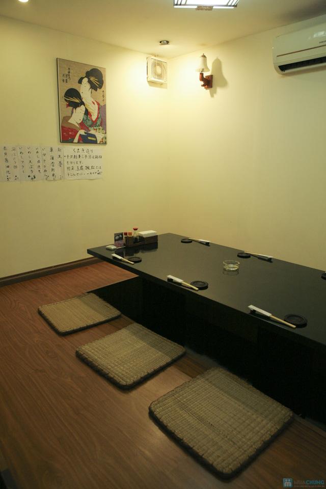 Set ăn Nhật cho 1 người - 9