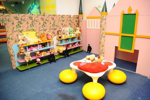 Cùng bé yêu thỏa sức vui chơi tại FunWorld vào các Ngày Trong Tuần tại Khu vui chơi Fun World- Chỉ với .000đ - 9