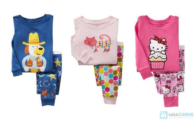 Bộ quần áo cotton cho bé - 4