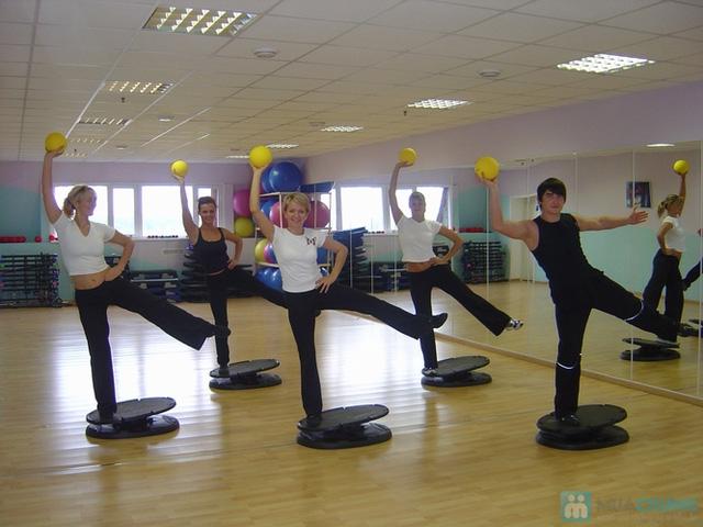 Khóa học Aerobic (30 buổi)  tại CLB Thể dục Thẩm mỹ Eva - Bí quyết đơn giản để có một cơ thể đẹp, sức khỏe dẻo dai - Chỉ với 187.000đ - 3