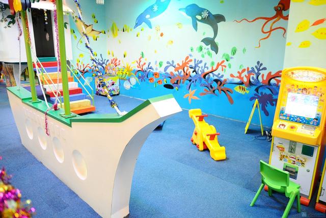 Cùng bé yêu thỏa sức vui chơi tại FunWorld vào các Ngày Trong Tuần tại Khu vui chơi Fun World- Chỉ với .000đ - 3