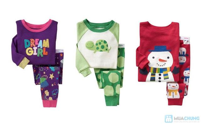 Bộ quần áo cotton cho bé - 3