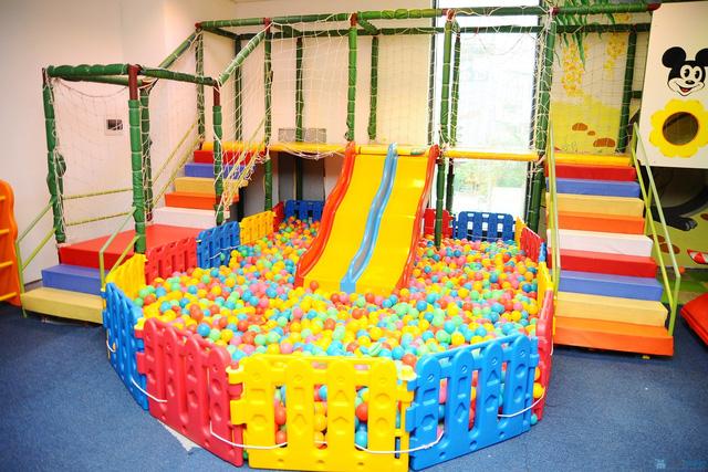Cùng bé yêu thỏa sức vui chơi tại FunWorld vào các Ngày Trong Tuần tại Khu vui chơi Fun World- Chỉ với .000đ - 11