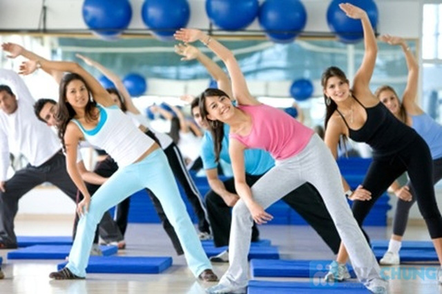 Khóa học Aerobic (30 buổi)  tại CLB Thể dục Thẩm mỹ Eva - Bí quyết đơn giản để có một cơ thể đẹp, sức khỏe dẻo dai - Chỉ với 187.000đ - 2