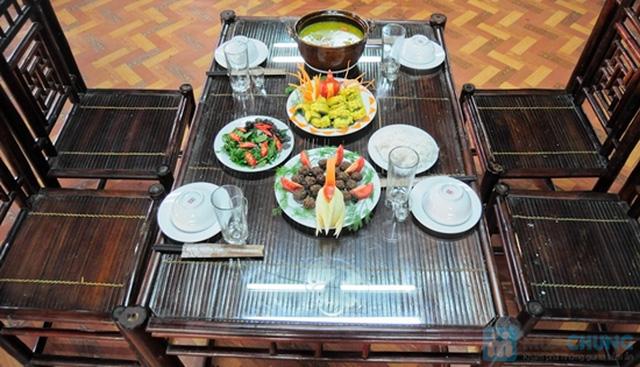 Thưởng thức Cá quả nấu ám đặc biệt tại nhà hàng Rừng Trong Phố - Chỉ 195.000đ - 6