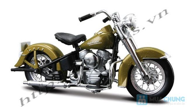 Mô hình xe máy Harley Davidson tỉ lệ 1:18 - Thật tới từng chi tiết - Chỉ với 115.000đ - 13