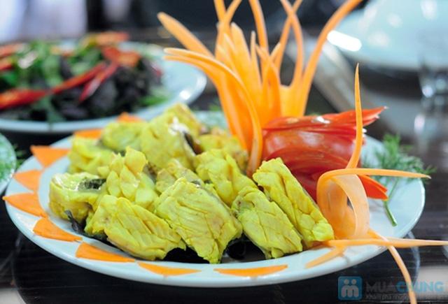 Thưởng thức Cá quả nấu ám đặc biệt tại nhà hàng Rừng Trong Phố - Chỉ 195.000đ - 1