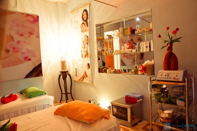 Massage body đá nóng giúp thoải mái tinh thần, xua tan mệt mỏi  tại  Mi's Beauty Salon - Chỉ 75.000đ - 1
