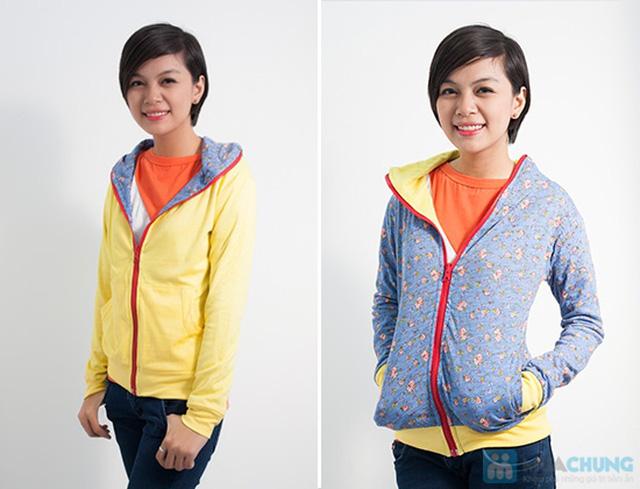 Áo khoác nữ 2 mặt - Chỉ 112.000đ/ 01 áo - 3