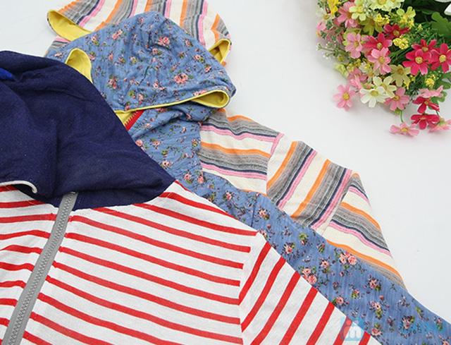 Áo khoác nữ 2 mặt - Chỉ 112.000đ/ 01 áo - 7