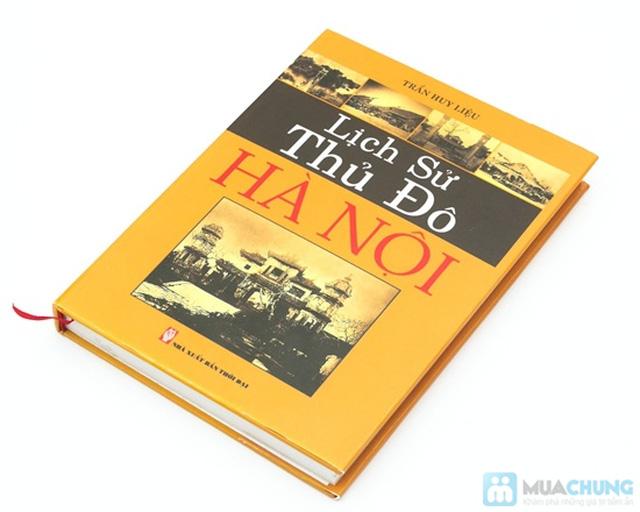 Lịch sử thủ đô Hà Nội – Trần Huy Liệu chủ biên. Chỉ với 72.000đ - 2