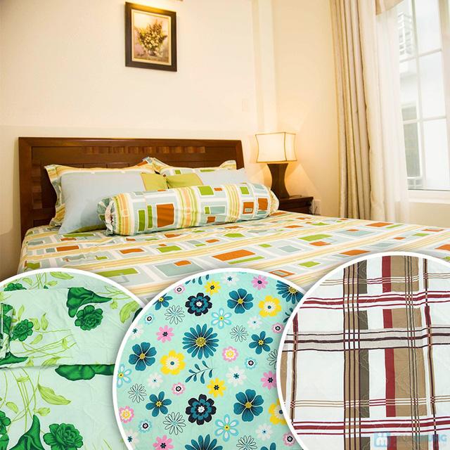Giấc ngủ ấm áp với bộ Drap vải kate - Chỉ 250.000đ - 14