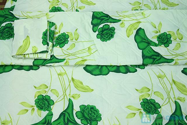 Giấc ngủ ấm áp với bộ Drap vải kate - Chỉ 250.000đ - 8