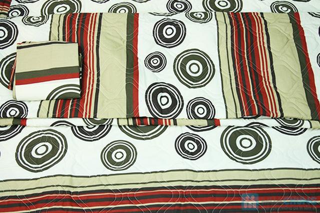 Giấc ngủ ấm áp với bộ Drap vải kate - Chỉ 250.000đ - 7