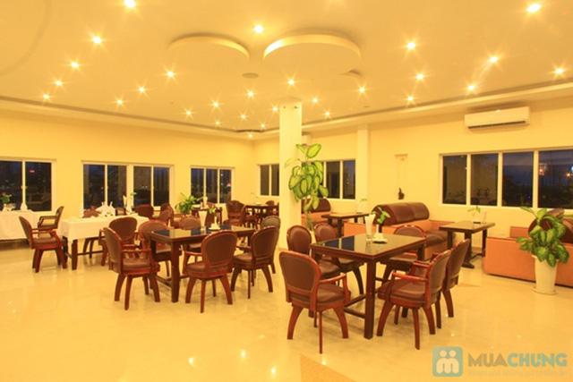 Khách sạn chuẩn 3* quốc tế Trendy, bên bờ Đông của sông Hàn thơ mộng. Phòng Superior cho 02 người kèm ăn sáng. Chỉ 400.000đ/đêm - 9